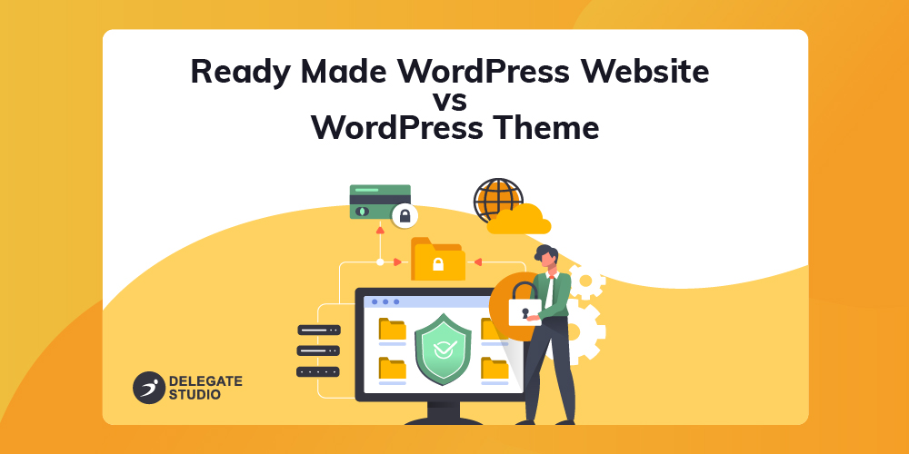 Ready Made WordPress Website vs WordPress Theme