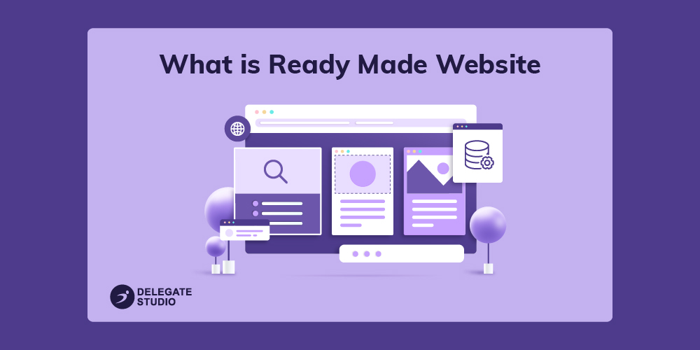What is Ready Made Website