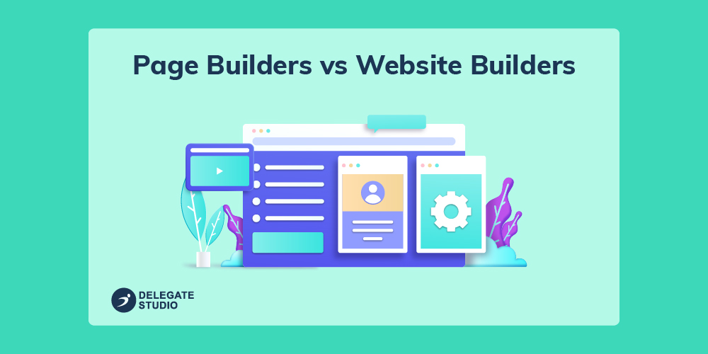 Page Builders vs Website Builders
